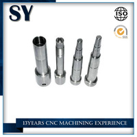 Best selling OEM CNC machining pen parts making foundry price