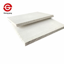 High Quality fireproof partition MgO wall panel / Fireproof Fiberglass Reinforced MgO board