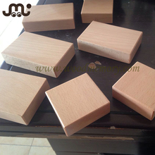 Wholesale customized size square wooden blocks