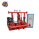Water Supply Fire Fighting System Electric and diesel pumps and Jockey Fire Fighting Pump