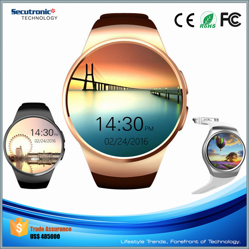 2016 New Bluetooth Luxury Dual SIM Card Watch Mobile Phone for Ladies or Girls