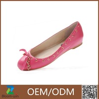 New arrival hot-saling folding flat shoes for wholesale made in China