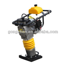DYNAMIC Honda GX160 gasoline tamping rammer light construction machine with the best Honda and the best spare parts
