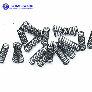 China supplier large extension coil spring