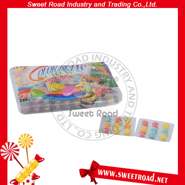 Olok bean Chewy Candy with Fruit Flavor