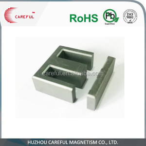 EI40 big size transformer ferrite E core