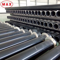 Pressure 0.6Mpa-2.5Mpa PVC Pipe For Water Supply & Drainage