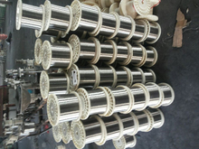 High Rigidity Stainless Steel Wire 430,410,201 for kolkata market