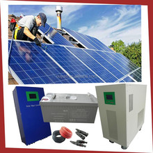 high efficient 15KW solar energy with solar panels 250w