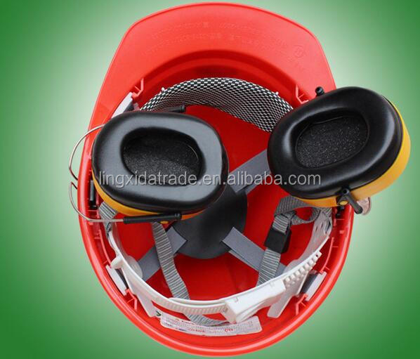 China Factory direct sale New Recyclable ear muffs for hearing protection