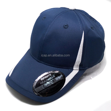 100% Polyester customized logo promotional baseball caps sports cap hard hat from china