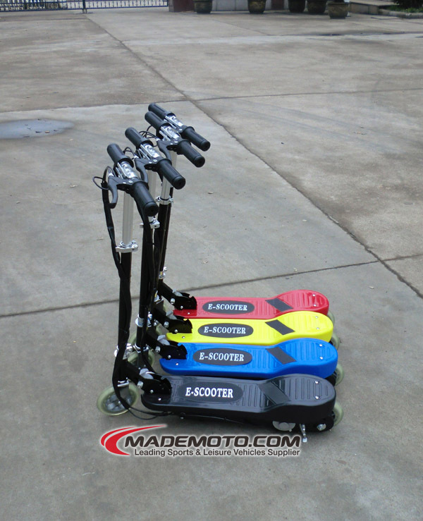 120w kids electric scooter