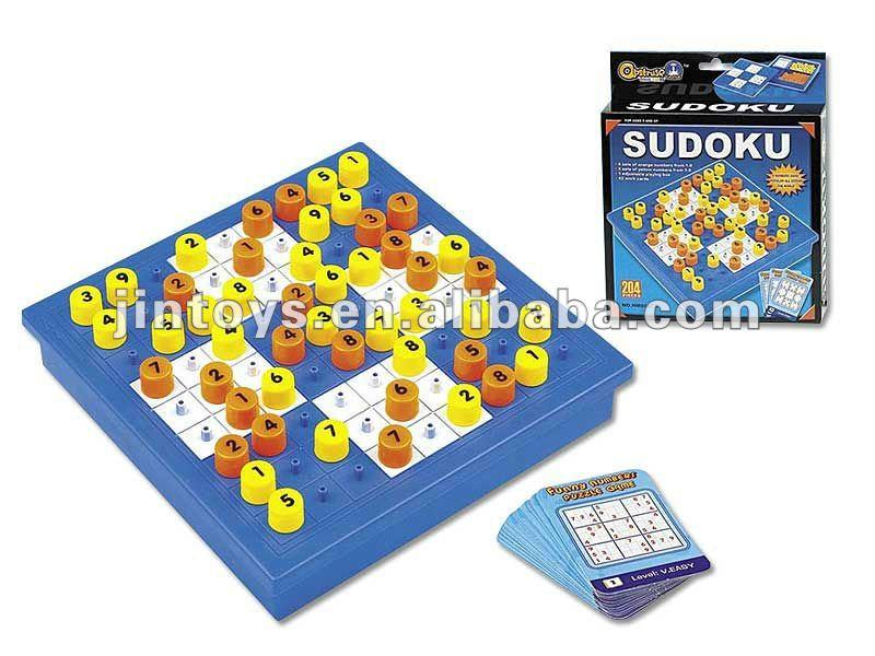 Sudoku pour adultes