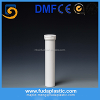 Rapid urine test strip plastic desiccant tube with sealing caps