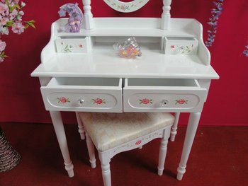 Wooden dressing table designs cute