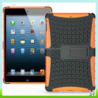 Double Layer Kickstand Tablet Personal Computer Case For iPad air/5