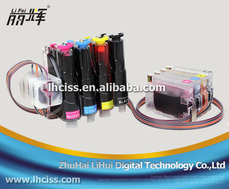 (Continue ink supply system )CISS for HP 711 for HP Desingnjet T120 T520 printer