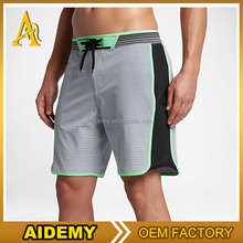 2017 wholesale Polyester men's sports gym shorts custom mesh shorts