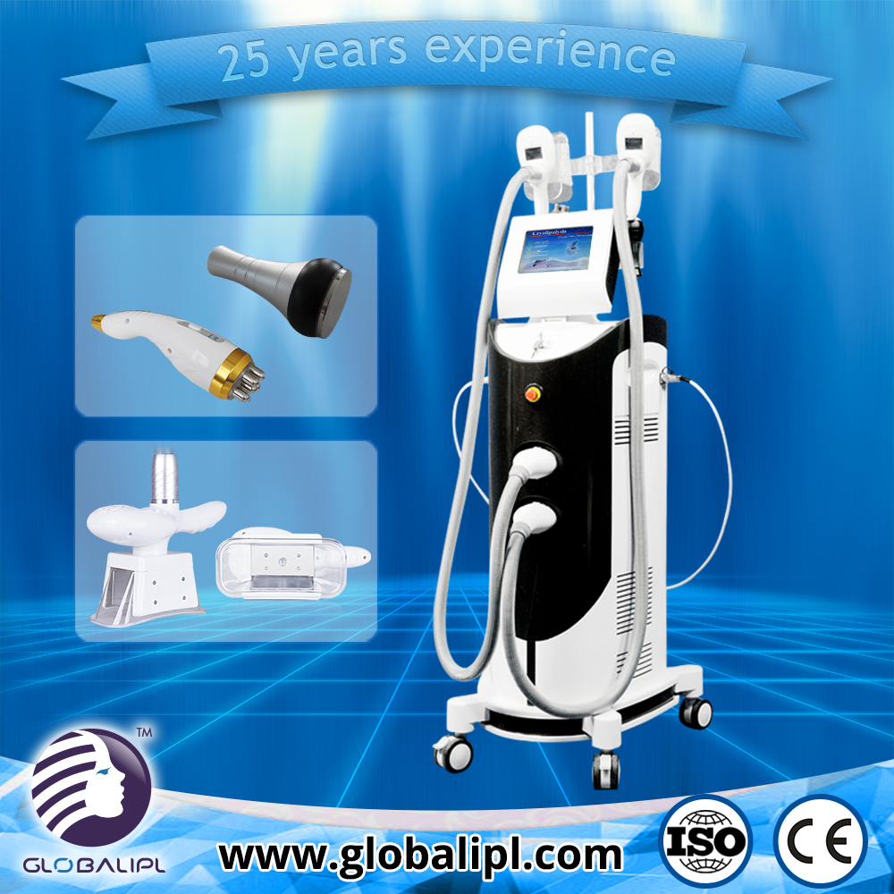 multifunctional slimming machine RF diode laser cavitation Fat freeze belly fat removal machine