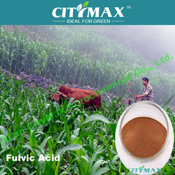 95% Bio Fulvic Acid natures bio organic fertilizer
