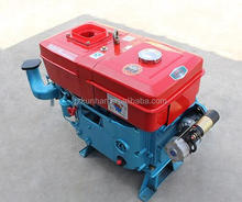 Single Cylinder Four stroke water cooled jiangdong diesel engine