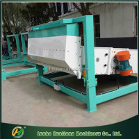 High efficiency removing impurities of corn seed sieving equipment