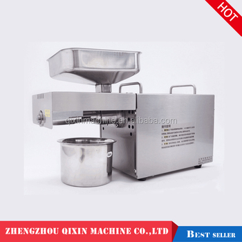 Provide you with healthy and safe oil! mini oil press machine can be done