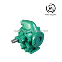 Stainless Steel Centrifugal Chemical Liquid Vane Pump with pneumatic drive