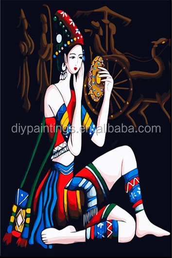 Best Sale And low Price Products Nude Women Handmade Oil Painting