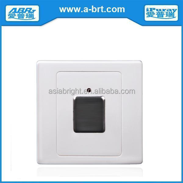 Metal Touch Pad RFC LED Light Dimmer Switch
