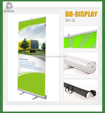 Aluminum flex roll up banner stand, Banner stand,retractable banner stand