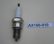 motorcycle parts china AX100 spark plug motorcycle body parts