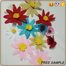 flower shop paper flower Florist Accessories cotton flower