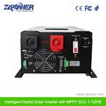 10000 watt pure sine wave ac inverter builtin 60A MPPT solar charge controller