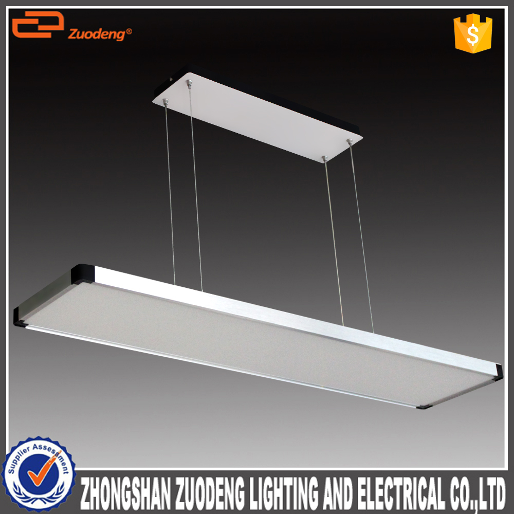 new invention wholesale 40w contemporary hanging indirect led troffer