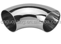 Car exhaust pipe donuts/Stainless exhaust donuts/pipe bends