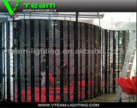 Alibaba VTEAM outdoor full color p10 xxx video play led screen for rental