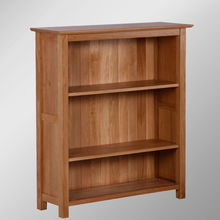 903 Range 100% Solid Oak 3 Layers Book Shelf/Oak Bookcases