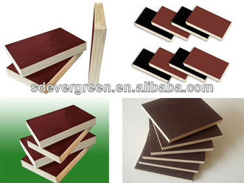 competitive shuttering plywood for construction