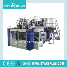 The Best Price plastic preform mould extrusion blow molding machine