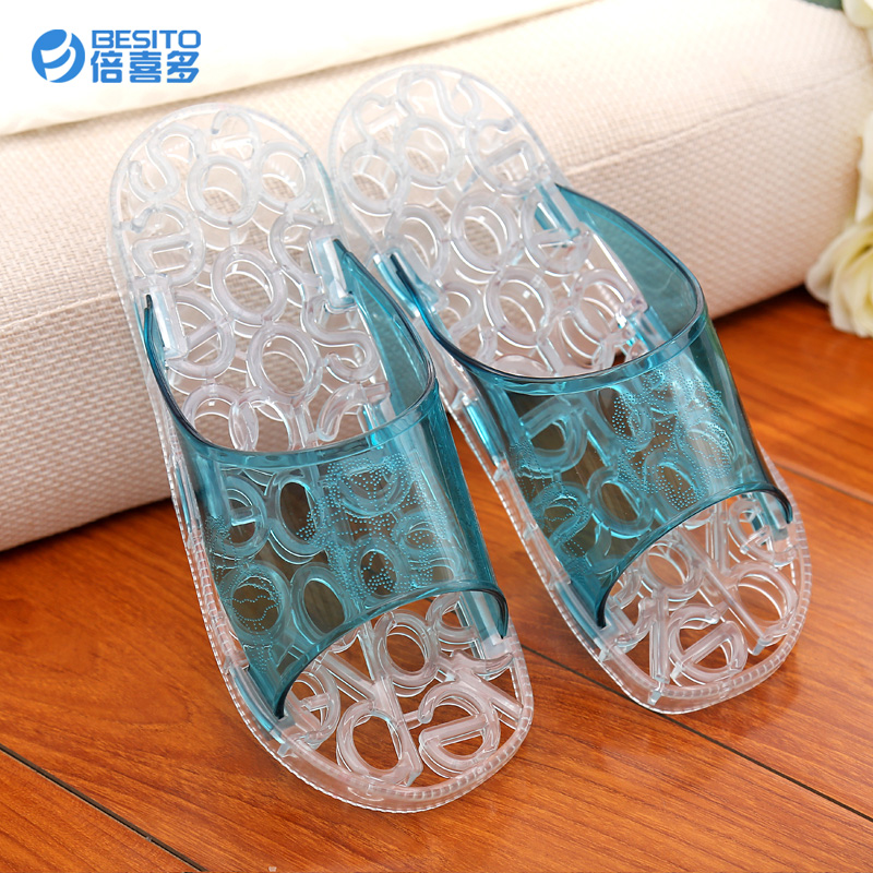 BEIXIDUO 2017 Summer New design Plastic $1 Dollar Shoes for <strong>Slipper</strong>