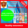 Fast dry Water proof colored Neutral silicone sealant for home decoration