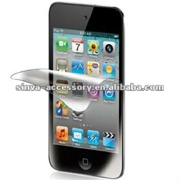 clear anti-fingerprint screen protector foriphone 5 hot sale model !!! Paypal accept Galaxy s3 and note