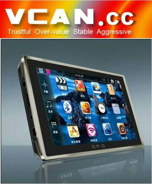 touch screen 3G GPS WIFI in 2013 5 inch infotmic android 2.3 tablet pc