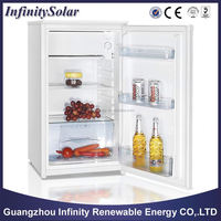 R-100 100 Liters Solar Powered Portable Fridge For Yacht / Houseboat