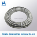 304 316L material flexible water hose pipe