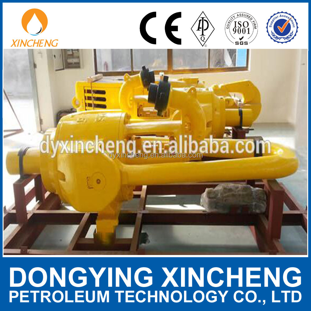 API 8C water swivel 300 tons rotary swivel for drilling