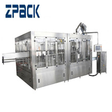 automated 3in1 bottled water equipment/ mineral water bottling machines for sale