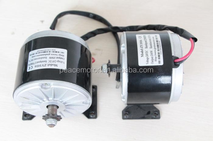 Zy6812 Brush Pmdc Motor With Gearbox Reducer 12v 24v For