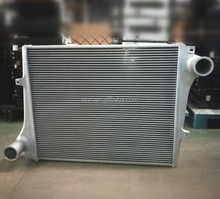auto intercooler for VOLVO B12 truck